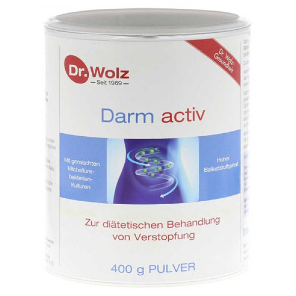 Dr. Wolz Darm Activ 400g