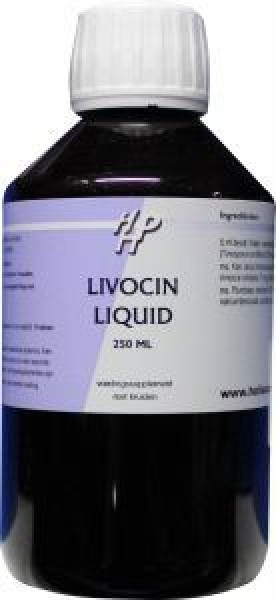 Holisan - Livocin liquid (250 ml)